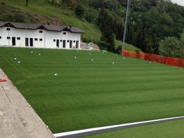 Sistemazione campo da calcio – Casto (BS)