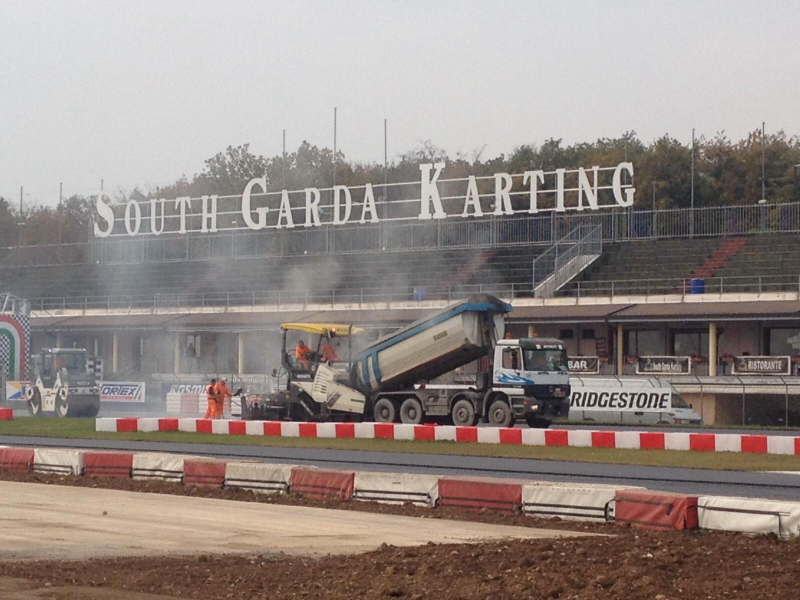 """Articolo su Strade e Autostrade """"South Garda Karting – Pavimentazione al Top"""""""
