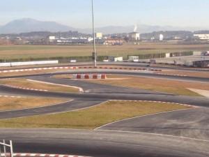 Realizzazione ampliamento tracciato e rifacimento manto d'usura del South Garda Karting – Lonato d/G